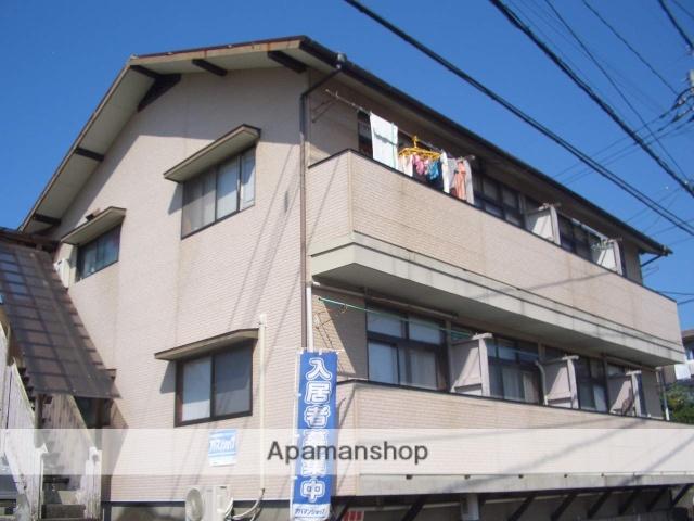 熊本県熊本市東区の築26年 2階建の賃貸アパート