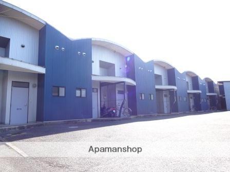 熊本県玉名市の築23年 1階建の賃貸アパート
