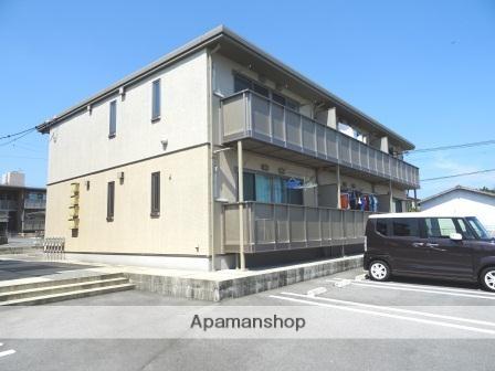 熊本県玉名市の築4年 2階建の賃貸アパート
