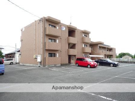 熊本県玉名市の築13年 3階建の賃貸マンション