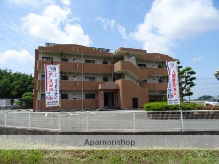熊本県玉名市の築15年 3階建の賃貸マンション