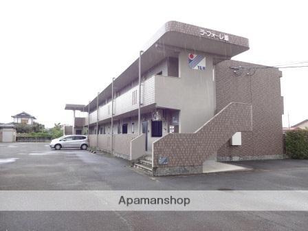 熊本県玉名市の築17年 2階建の賃貸マンション