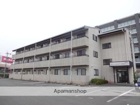 熊本県荒尾市の築18年 3階建の賃貸アパート