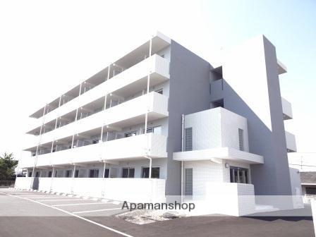 熊本県玉名市の新築 4階建の賃貸マンション