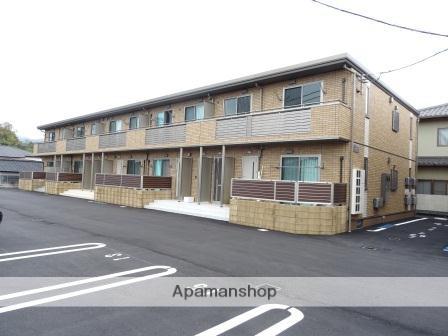 熊本県玉名市の新築 2階建の賃貸アパート