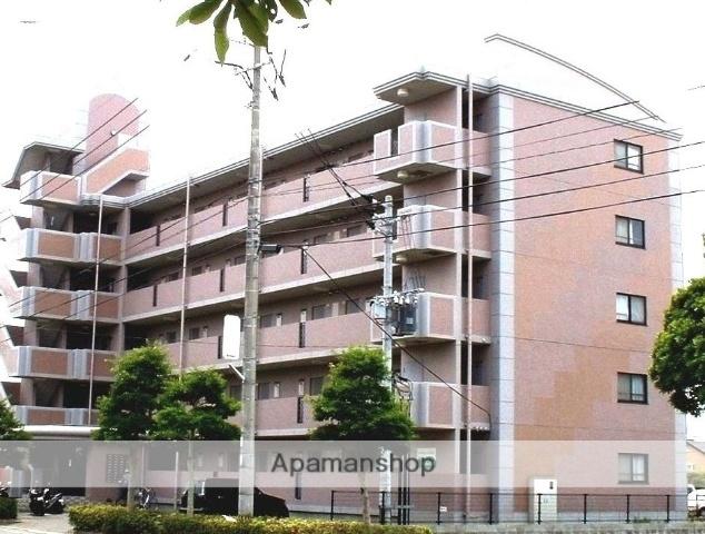 熊本県玉名市、玉名駅徒歩11分の築17年 5階建の賃貸マンション