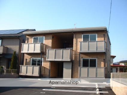 熊本県玉名市の築9年 2階建の賃貸アパート