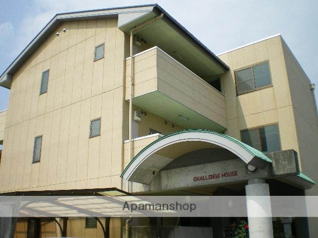 熊本県玉名市、玉名駅徒歩5分の築17年 3階建の賃貸マンション