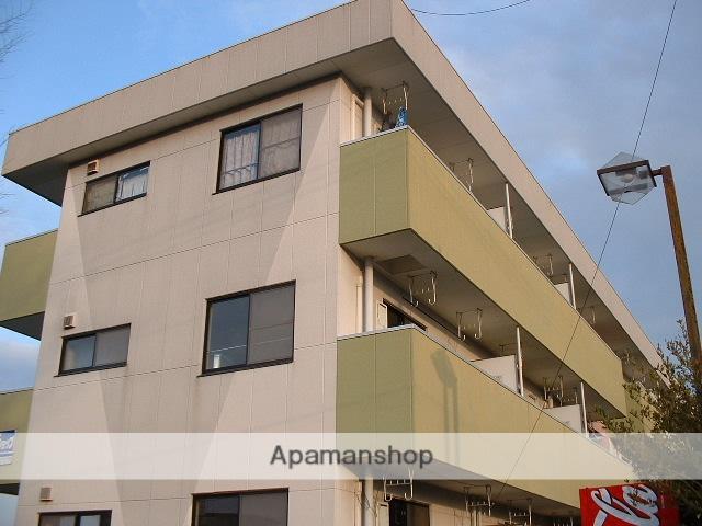 熊本県玉名市の築20年 3階建の賃貸マンション