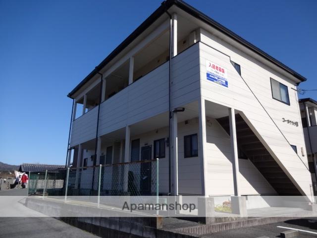 熊本県玉名市の築20年 2階建の賃貸アパート