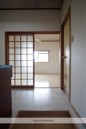 熊本県熊本市中央区水前寺6丁目[2K/28.5m2]の玄関