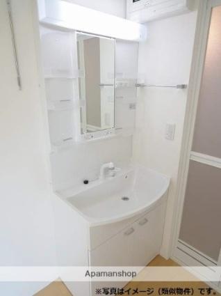 オレス島町西棟[3LDK/78m2]の洗面所