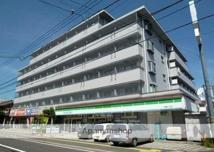 熊本県熊本市中央区新屋敷2丁目[1K/27.48m2]の外観1