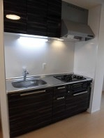 グローリー J[1LDK/33.02m2]のキッチン