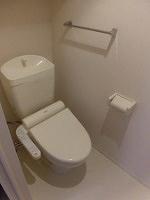 グローリー J[1LDK/33.02m2]のトイレ