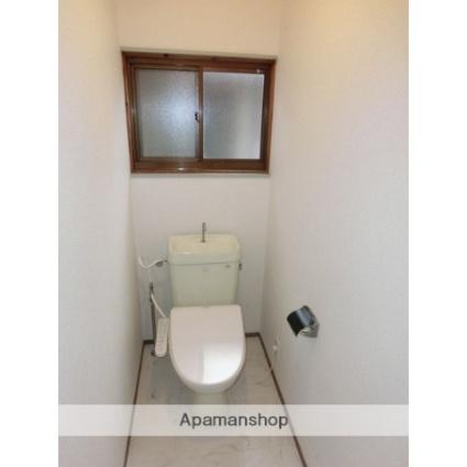 熊本県熊本市北区八景水谷3丁目[2LDK/57.96m2]のトイレ