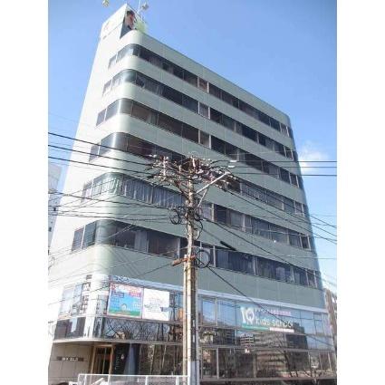 熊本県熊本市中央区安政町[1R/27.79m2]の外観
