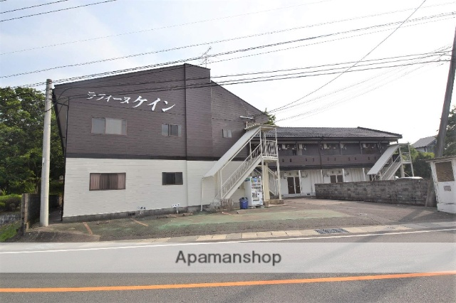 熊本県人吉市、西人吉駅徒歩8分の築28年 2階建の賃貸アパート