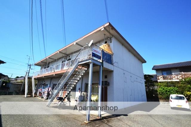 熊本県八代市、肥後高田駅徒歩29分の築41年 2階建の賃貸マンション