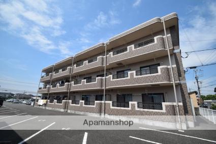 熊本県八代市、新八代駅徒歩4分の築13年 3階建の賃貸マンション