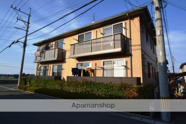 熊本県八代市、新八代駅徒歩28分の築11年 2階建の賃貸アパート
