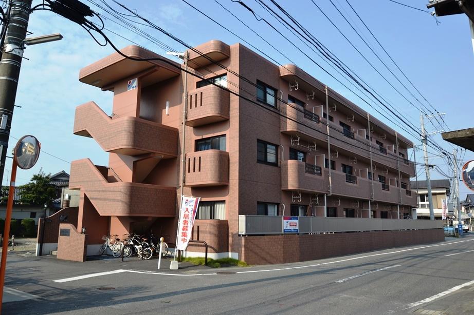 熊本県八代市、新八代駅徒歩14分の築7年 3階建の賃貸マンション