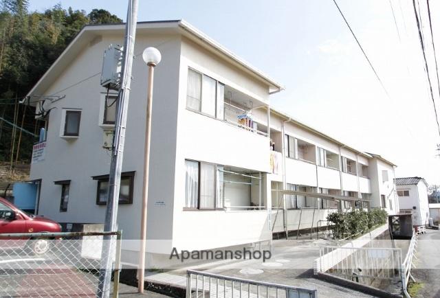 大分県大分市、賀来駅徒歩19分の築32年 2階建の賃貸アパート