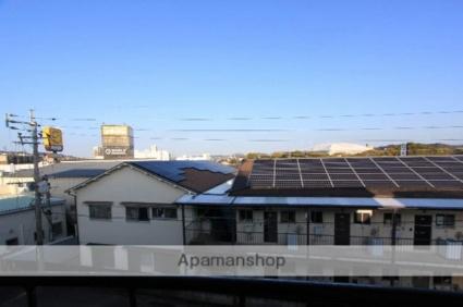 だいきゅうビルA[2LDK/60.48m2]の眺望