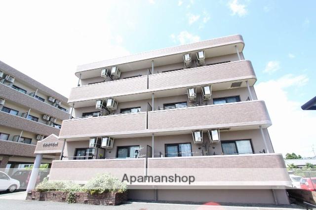 大分県由布市、向之原駅徒歩30分の築10年 3階建の賃貸マンション