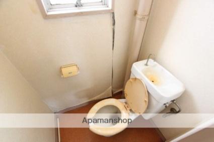 花園マンション[3DK/61.37m2]のトイレ