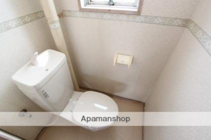 花園マンション[3DK/57.8m2]のトイレ