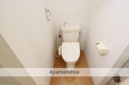サニーパレス車木[1K/28.5m2]のトイレ