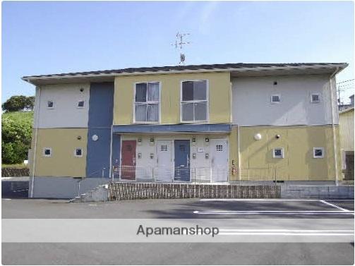 大分県大分市、敷戸駅徒歩20分の築9年 2階建の賃貸アパート