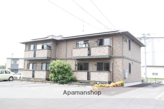 大分県大分市、敷戸駅徒歩16分の築12年 2階建の賃貸アパート