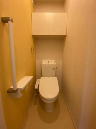 Task Ⅱ[1K/40.74m2]のトイレ