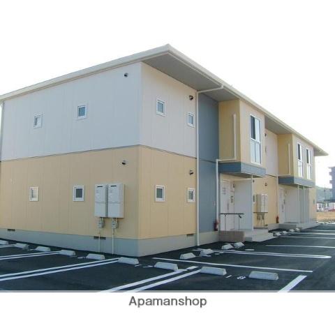 大分県大分市、賀来駅徒歩11分の築10年 2階建の賃貸アパート