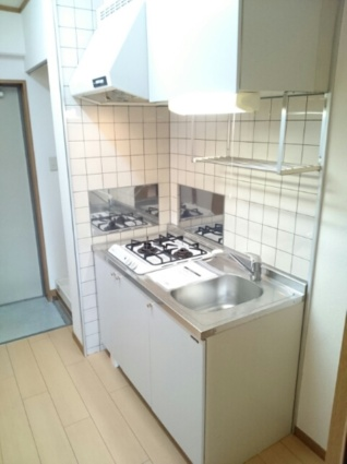 a・e pirika[1K/25m2]のキッチン