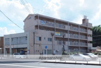 大分県大分市、高城駅徒歩17分の築31年 4階建の賃貸マンション