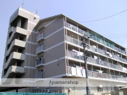 大分県大分市、高城駅徒歩38分の築29年 5階建の賃貸マンション