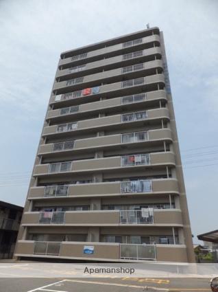 大分県大分市、牧駅徒歩34分の築21年 11階建の賃貸マンション