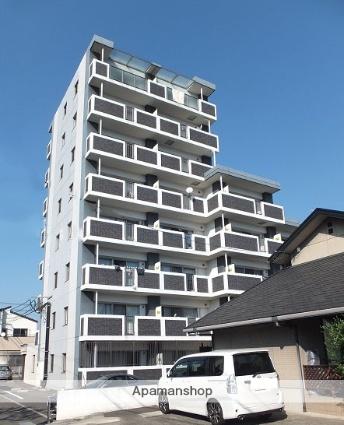 大分県大分市、南大分駅徒歩19分の築7年 8階建の賃貸マンション
