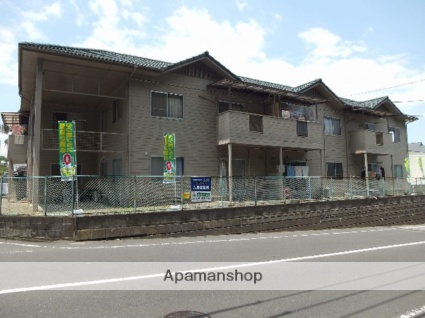 大分県大分市、敷戸駅徒歩21分の築29年 2階建の賃貸アパート