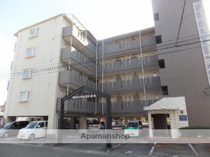 大分県大分市、賀来駅徒歩10分の築27年 5階建の賃貸マンション