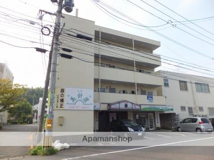 大分県大分市、敷戸駅徒歩21分の築36年 4階建の賃貸アパート