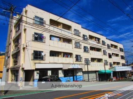 大分県別府市、亀川駅徒歩25分の築40年 4階建の賃貸マンション