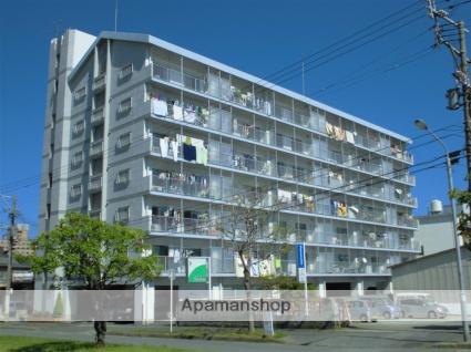 大分県別府市の築25年 7階建の賃貸マンション