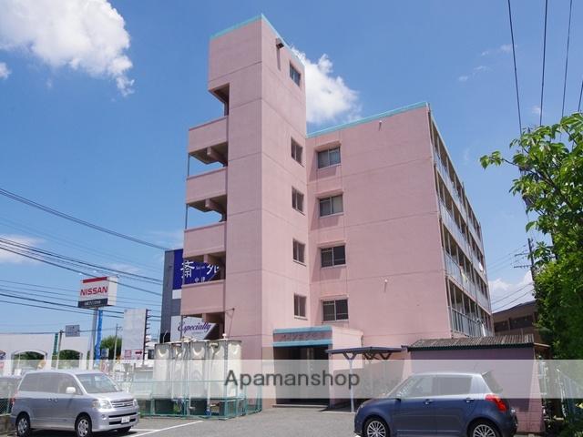 大分県中津市の築20年 5階建の賃貸マンション