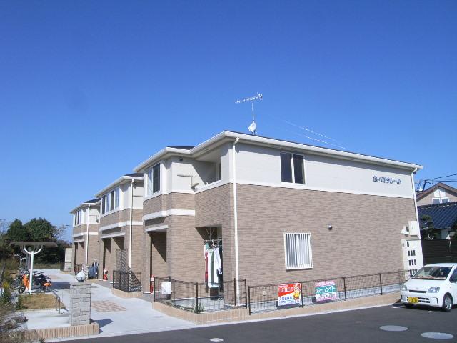 大分県中津市、東中津駅徒歩20分の築7年 2階建の賃貸アパート