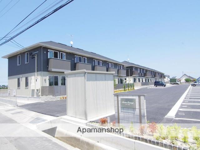 大分県中津市、中津駅徒歩27分の築4年 2階建の賃貸アパート