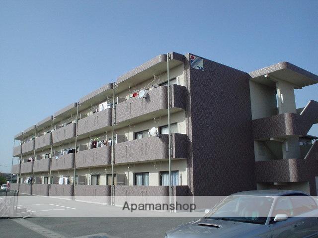 大分県中津市の築18年 3階建の賃貸マンション